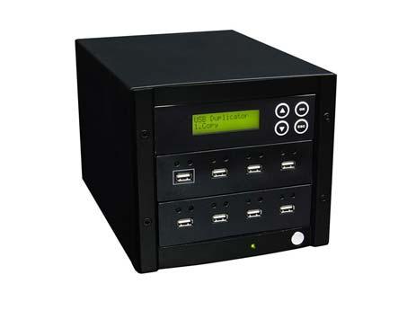 USB kopierstationen mit 7 Targets