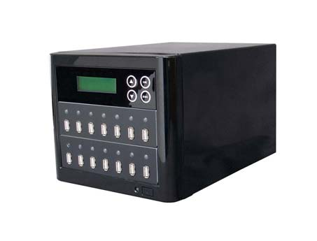 USB Stick Kopierstation mit 13 Targets