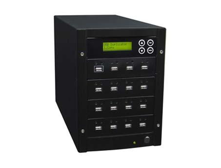 USB Kopierstationen mit 15 Targets
