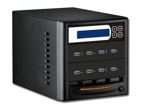 USB 3.0/3.1 Stick Duplizierer mit 7 Zielen